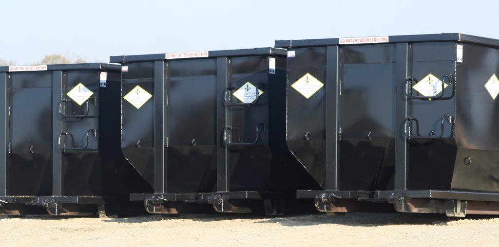 dumpster rental lake charles la